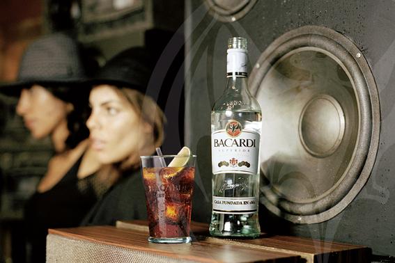 Bacardi, Werbung | ÓNIRO trinken
