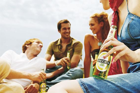 Beck's, Werbung | ÓNIRO trinken